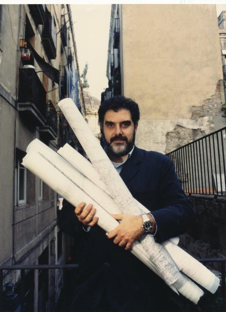 MIRALLES. Perpetuum Mobile - wystawa w hołdzie dla katalońskiego architekta