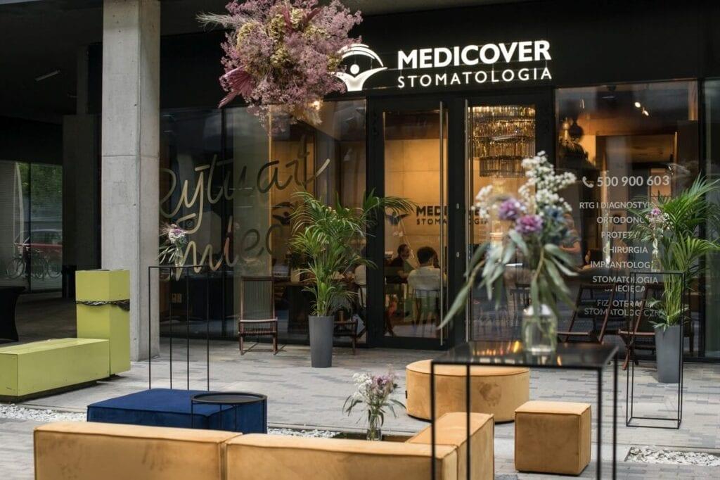 Medicover Stomatologia w Łodzi - nowoczesne centrum stomatologiczne