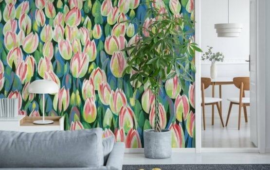 Miękkie panele dekoracyjne Orwall – modne wnętrze i komfort akustyczny