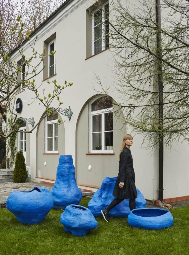 OUT OF BLUE - Alicja Patanowska - foto Celestyna Król