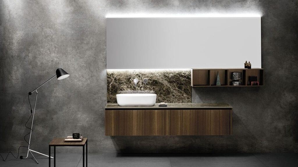Olśniewająca łazienka - porady od marki Laminam