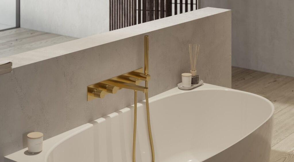 Omnires Contour - baterie łazienkowe inspirowane minimalizmem