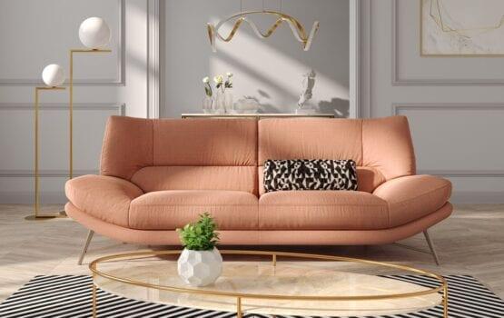 Sofa Carmen od marki Kler – subtelna, elegancka i nowoczesna