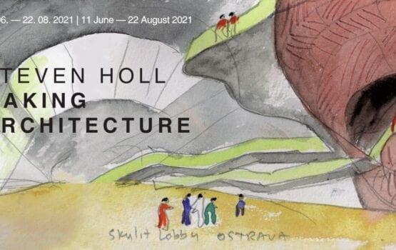Steven Holl. Making Architecture w Muzeum Architektury we Wrocławiu