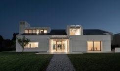 Willa Ca' Gioia – hołd dla architektury w stylu palladiańskim