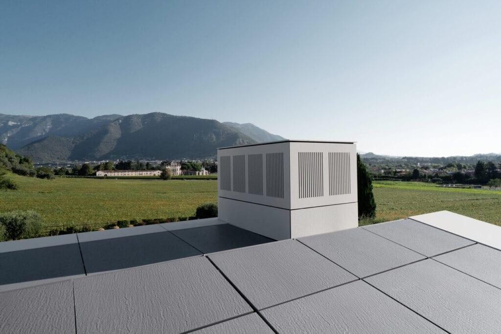 Willa Ca' Gioia - projekt Francesco Pascali Architetto - foto Andrea Martiradonna