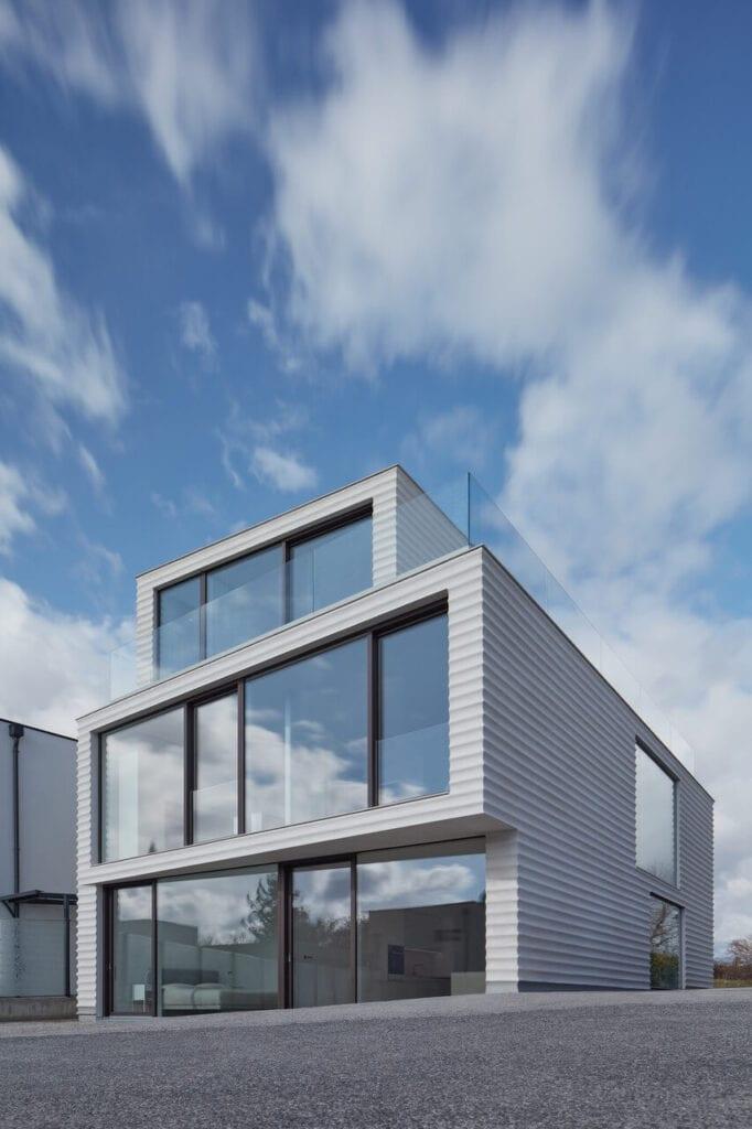 Willa w Perchtoldsdorfie nawiązująca do wiedeńskiej architektury