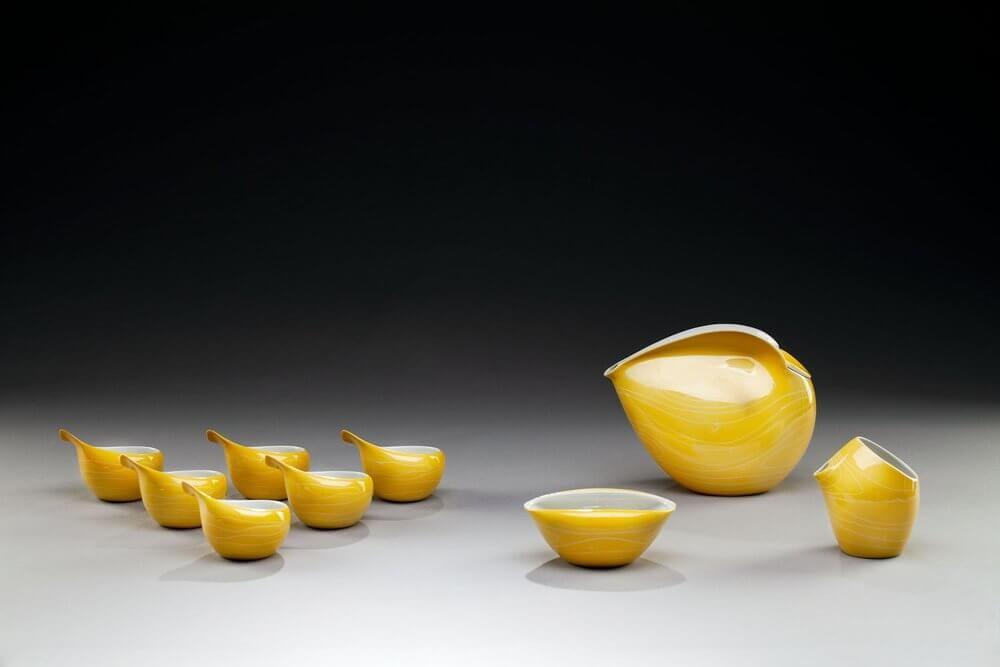 """""""Yellow and Gray"""" - wyjątkowa wystawa w DESA Unicum - Lubomir Tomaszewski"""