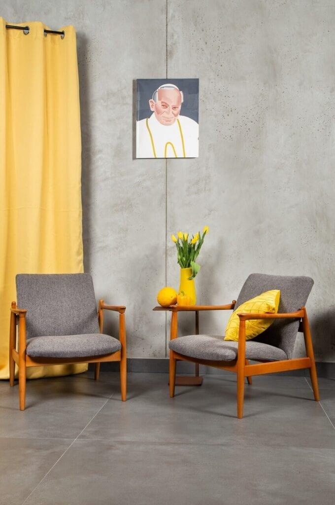 """""""Yellow and Gray"""" - wyjątkowa wystawa w DESA Unicum - foto Paweł Bobrowski"""