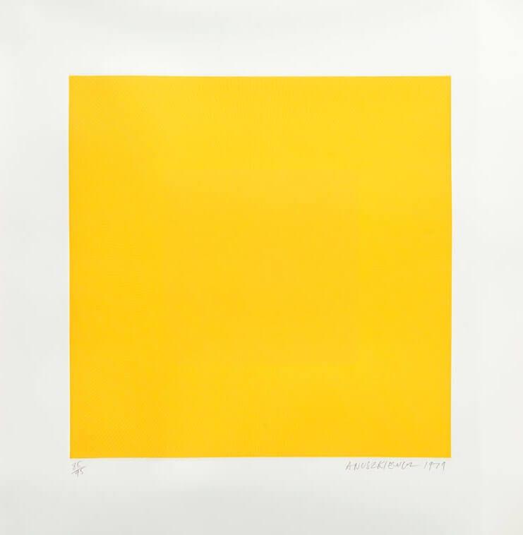 """""""Yellow and Gray"""" - wyjątkowa wystawa w DESA Unicum - Richard Anuszkiewicz"""