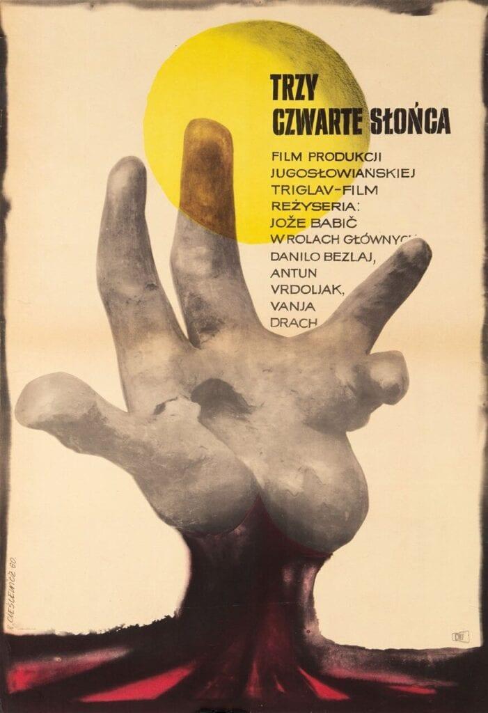 """""""Yellow and Gray"""" - wyjątkowa wystawa w DESA Unicum - Roman Cieślewicz"""