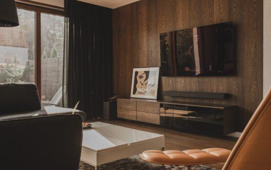 110-metrowe spersonalizowane mieszkanie od pracowni Projektyw