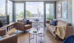 140-metrowy apartament na Mokotowie projektu MGN