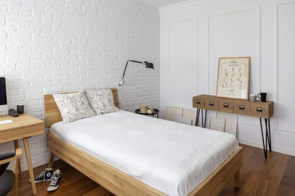 Azyl na wysokości - apartament na Mokotowie projektu MGN Pracownia Architektoniczna