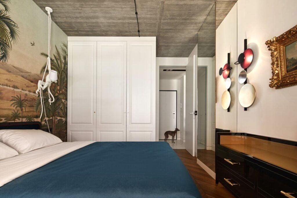 53-metrowy apartament dla młodego małżeństwa - projekt BLACKHAUS - foto Bartłomiej Sękowski