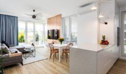 71-metrowe mieszkanie na Woli projektu Modify – Architektura Wnętrz