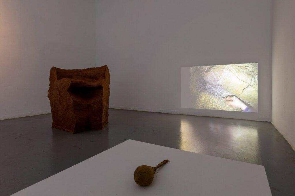 Czuję coś, nie wiem co - wystawa w miejscu Projektów Zachęty - foto Anna Zagrodzka