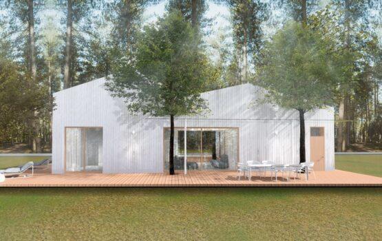 Dom Jasny – projekt dla wielopokoleniowej rodziny