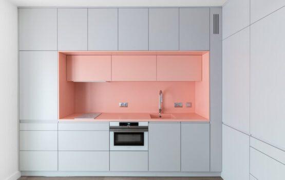 Funkcjonalna estetyka, czyli 32-metrowe mieszkanie w Krakowie