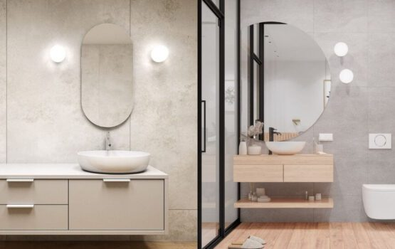 Jasno i praktycznie – oprawy oświetleniowe AQForm w łazience