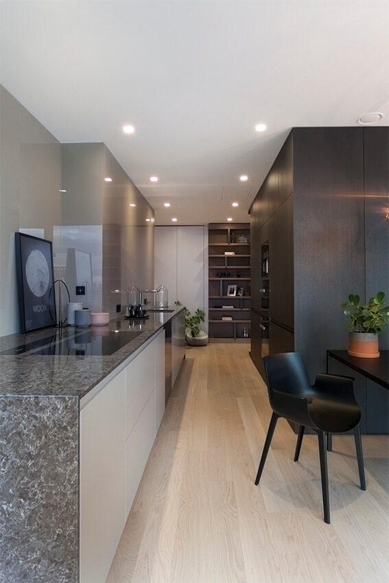 Luksusowy apartament w wieżowcu Cosmopolitan od de novo - foto Kinga Wysocka