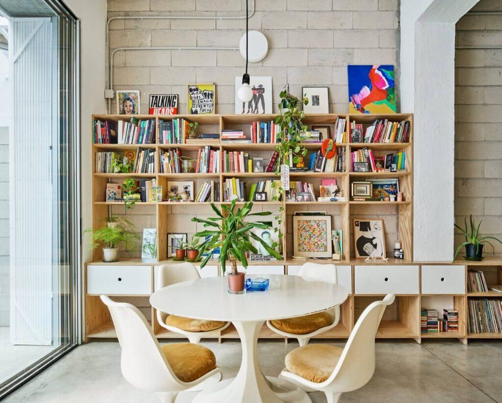 MG08 – elastyczne mieszkanie projektu BURR Studio - foto José Hevia