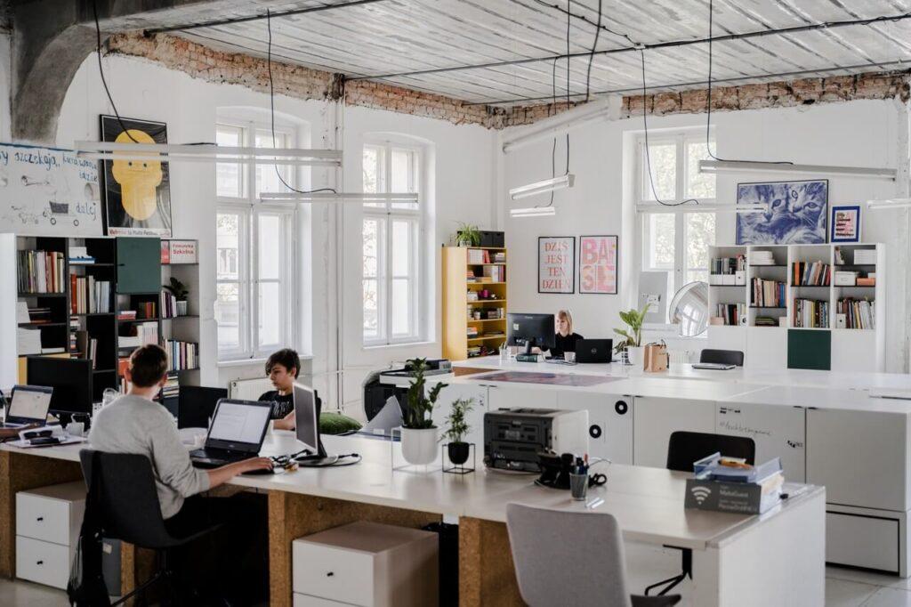 Fundacja Malta - metamorfoza biura