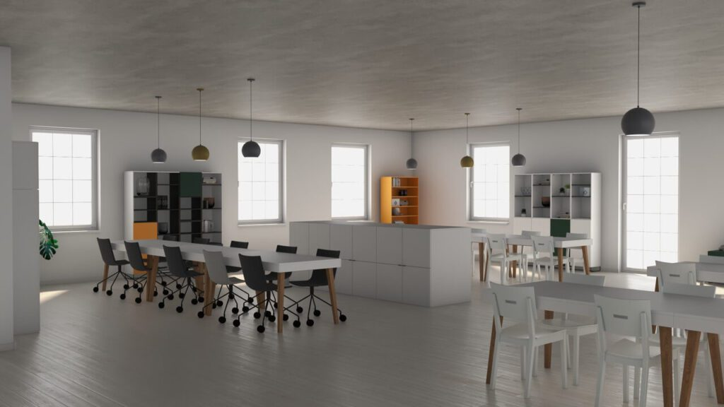 Marka VOX odmienia biuro Fundacji Malta