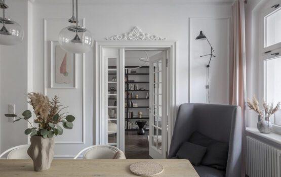 Niezwykły apartament architektki Marii Jachalskiej