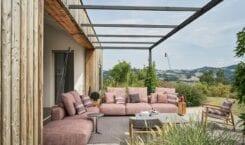 Flexform i nowoczesne meble ogrodowe