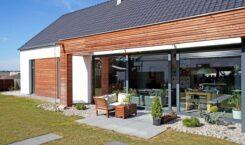 Projekt domu z antresolą od pracowni disinn.architekci