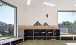 Przedszkole Montessori projektu pracowni No Architects