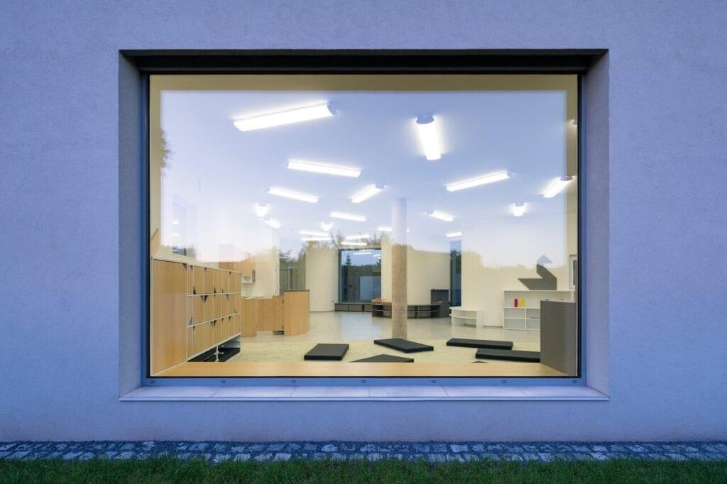 Przedszkole Montessori projektu pracowni No Architects - foto Studio Flusser