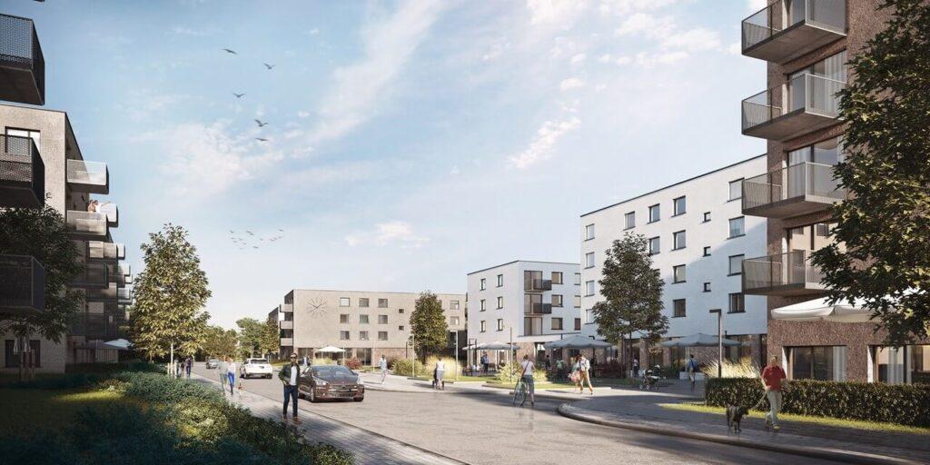 Rynek nieruchomości mieszkaniowych zostanie powiększony o ważną realizację przy ul. Korczaka w Katowicach. Niedaleko secesyjnej wieży ciśnień powstanie ponad pół tysiąca mieszkań w ramach programu Mieszkanie Plus. Oznacza to, że już niebawem wielu nabywców nieposiadających wkładu własnego będzie mogło cieszyć się wysokiej jakości architekturą, która nawiązuje do stylu śląskiej zabudowy. Autorem projektu jest renomowana pracownia Kuryłowicz & Associates.