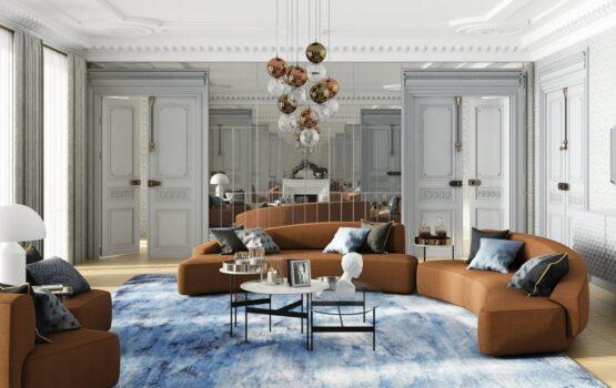 Sofa – królowa salonu. Przegląd modeli marki Absynth