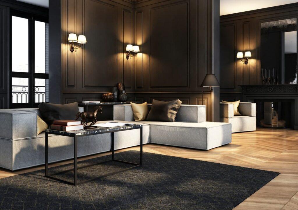 Sofa - królowa salonu. Przegląd modeli marki Absynth - sofa NOI