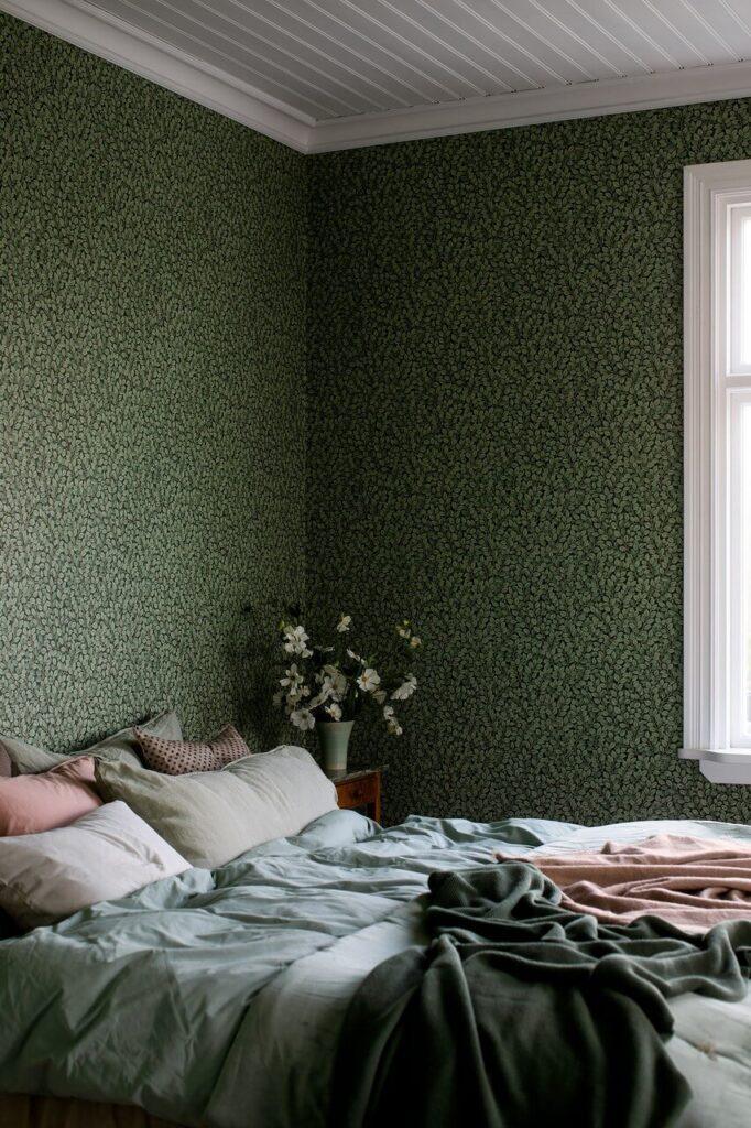 Tapeta w sypialni - Boråstapeter - Hazel