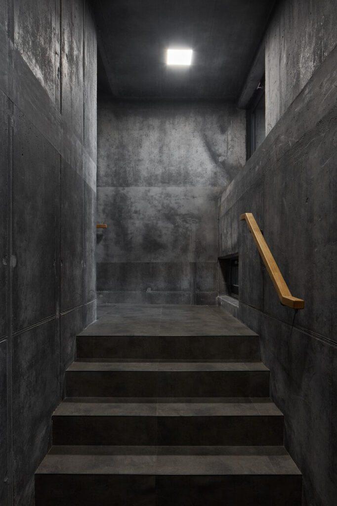 Tee House - ośrodek wypoczynkowy w czeskich Beskidach - projekt CMC architects - foto BoysPlayNice