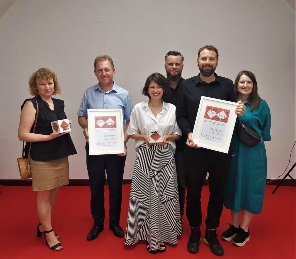 Wręczenie nagród w konkursie Śląska Rzecz