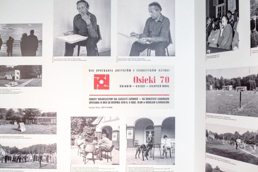 Wystawa Osieki. Plener 70 w NCK w Warszawie