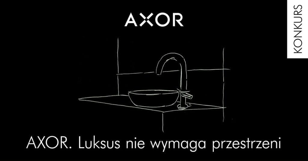 Konkurs dla architektów i projektantów organizowany przez markę AXOR