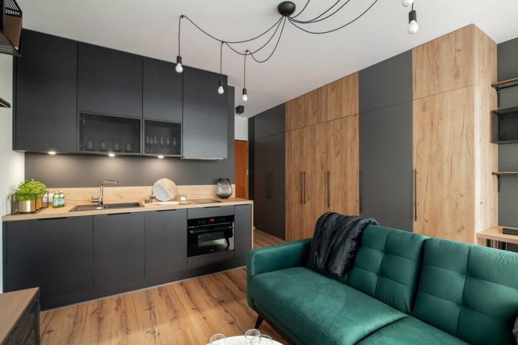 26-metrowe mieszkanie studenta projektu KODO