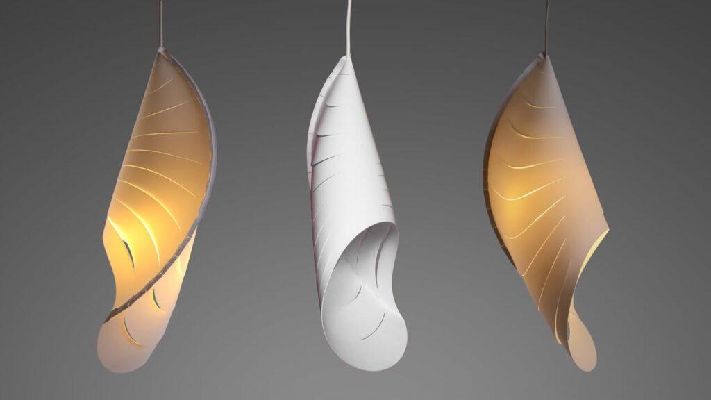 Designerskie lampy marki Sielacz - rozświetl swoje wnętrze - lampa Spino