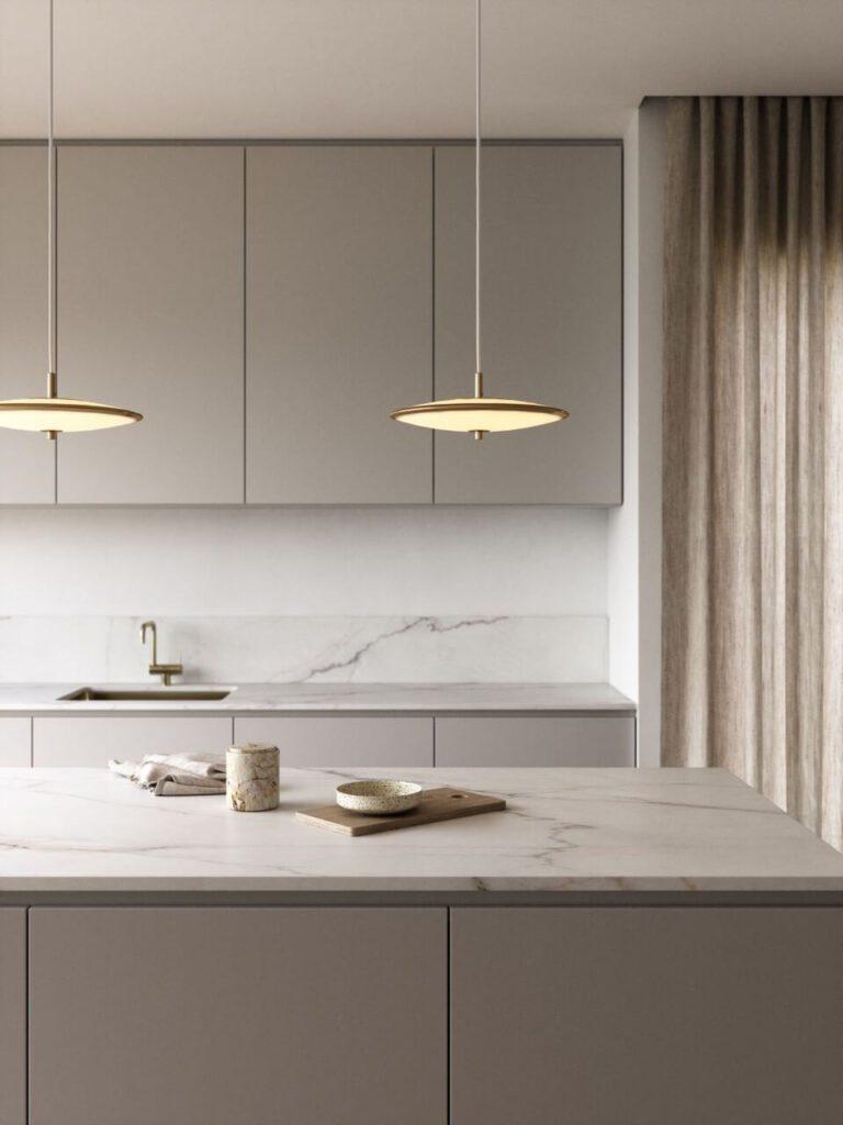 Lampy wiszące marki DFTP - Blanche 32