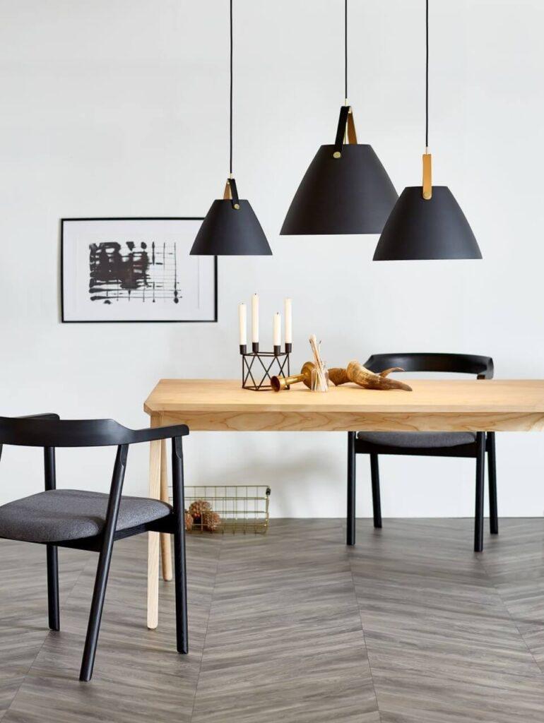 Lampy wiszące marki DFTP - Strap 48