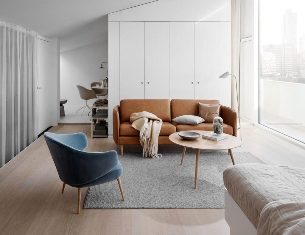 Lille od BoConcept - idealna sofa do małych przestrzeni
