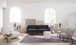 Lille od BoConcept – idealna sofa do małych przestrzeni