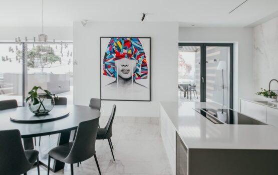 Luksusowy 200-metrowy apartament z pięknym widokiem