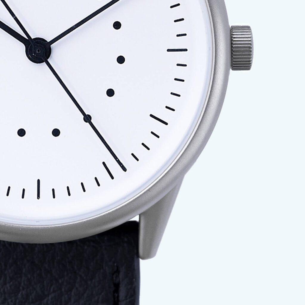 Mudita Moment - minimalistyczny zegarek od polskiej marki