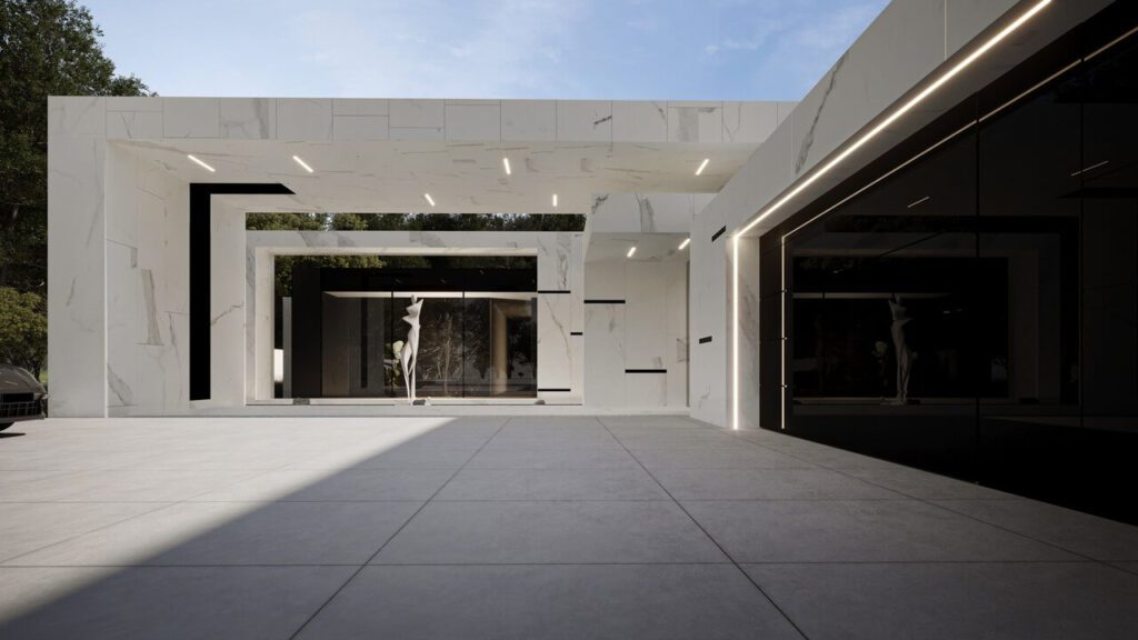 RE: BIANCO HOUSE - dom szyty na miarę od REFORM Architekt - projekt Marcin Tomaszewski